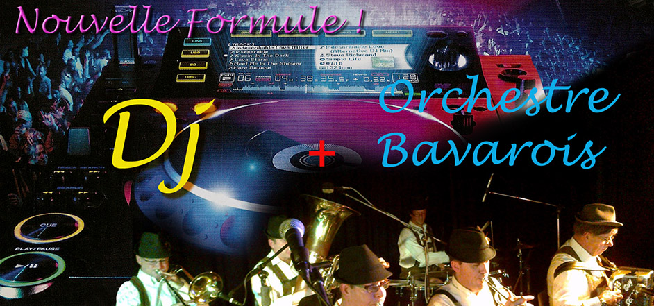 Formule Dj et orchestre bavarois guy sellier medium