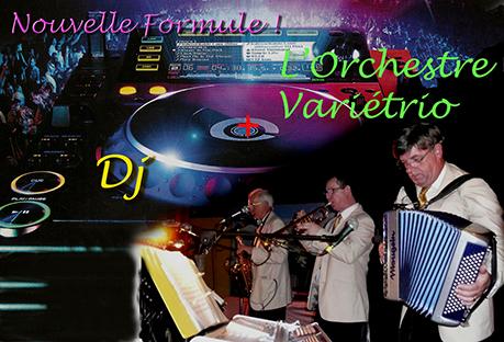 Orchestre et dj guy sellier