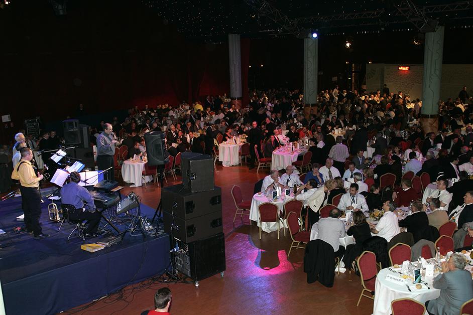 XXIII ème congrès de la CFE-CGC soirée du 7 décembre 2006